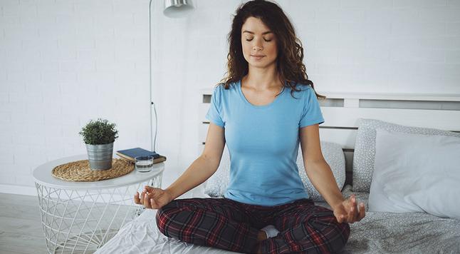 Mindfulness meditáció alvászavarok ellen